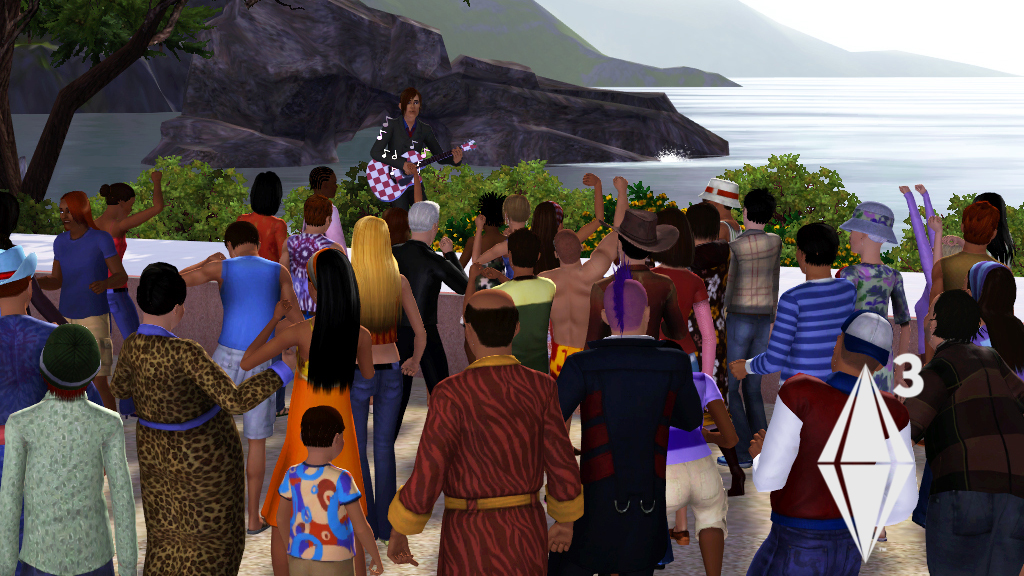 Los Sims 1 vs Los Sims 2 vs Los Sims 3 ( Analisis propio )