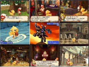 final fantasy fables chocobo´s tales 2