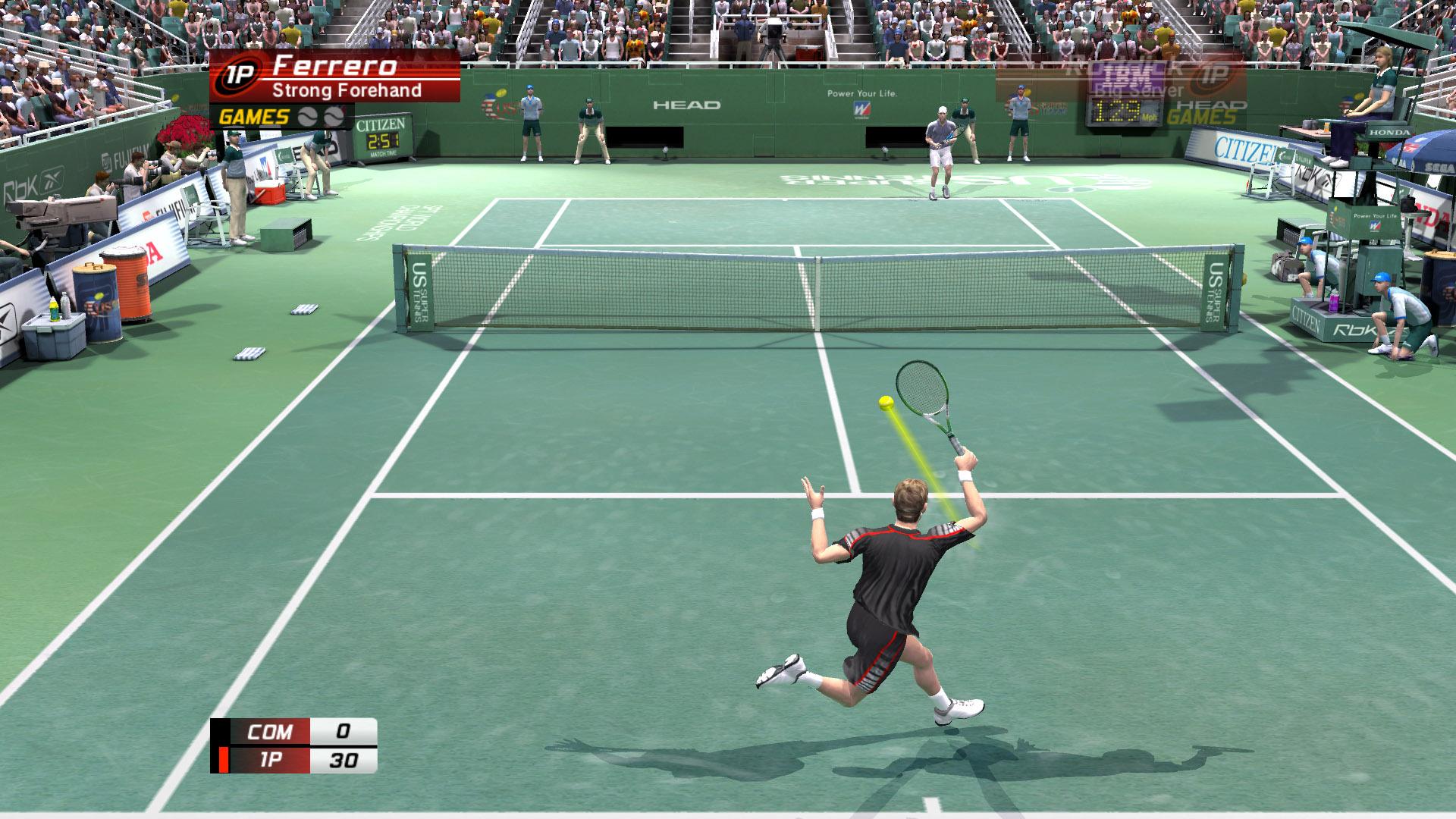 تحميل لعبة virtua tennis 3
