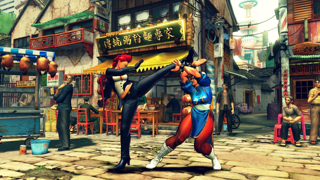 Street Fighter 4 [1link] [Rip Full] [Español]