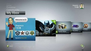 Nueva Experiencia Xbox