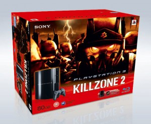 Pack PS3+KZ2