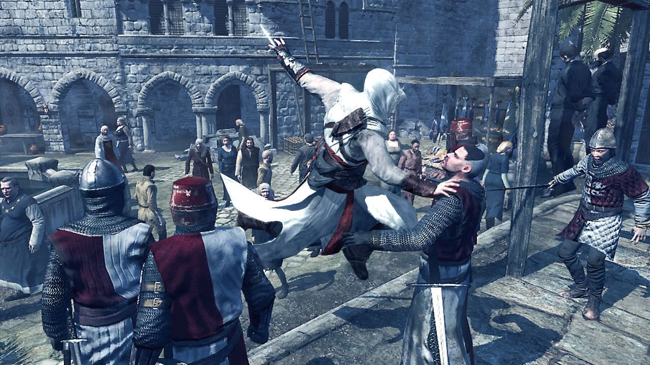 assassins creed ps3 1 Ubisoft ya trabaja en Assassins Creed 3