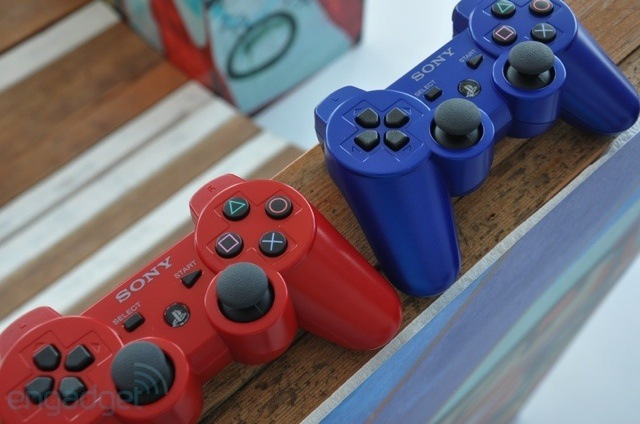 Dualshock 3 colores