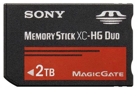 Memory Stick XC-HG Duo 2Gb
