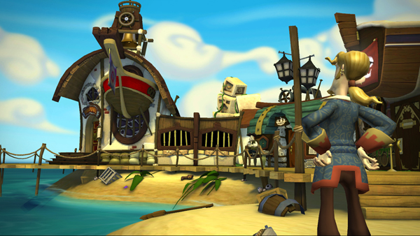 Tales of Monkey Island 2 The Siege of Spinner Cay
