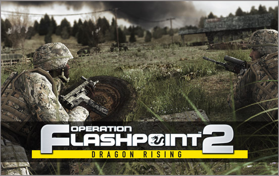 Operation Flashpoint 2 Dragon Rising  Operation-flashpoint-2