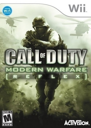 Call of Duty Modern Warfare refelx