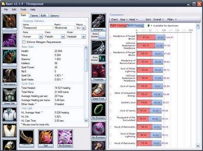 Rawr Warcraft
