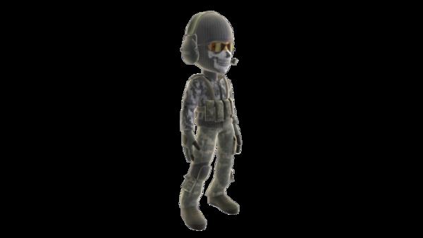 avatares modern warfare 2