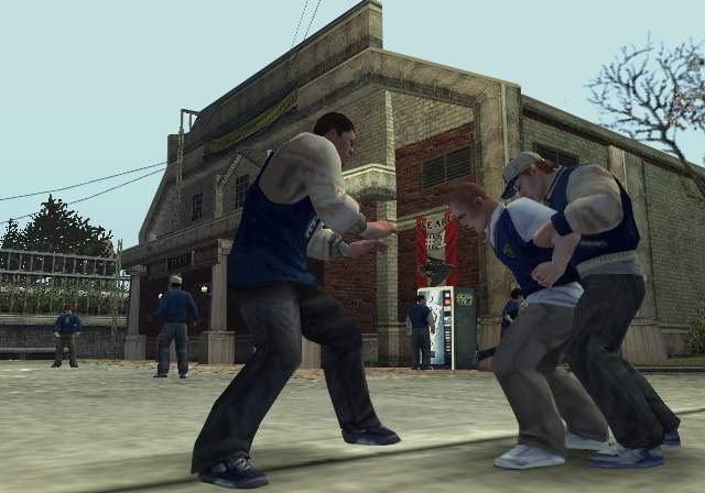 Manual , Trucos , Palabras en ingles Para Bully - Pc y Ps2