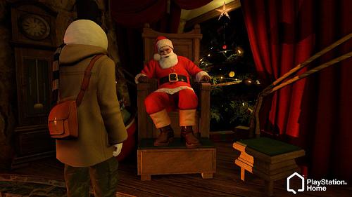 home navideño