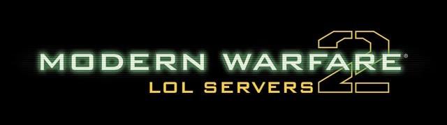modern warfare 2 lol server