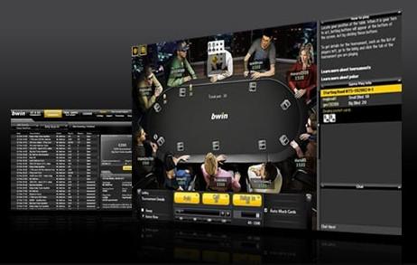 póker online en bwin