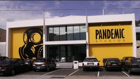 pandemic studios