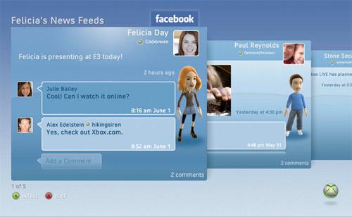 xbox redes sociales