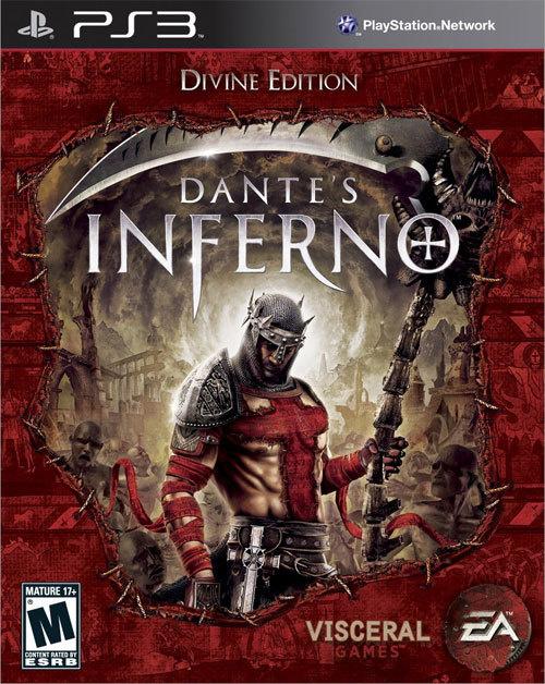 dante divine edition