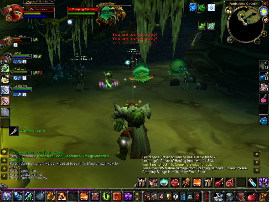 World Of Warcraft! Wow