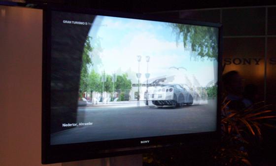 GT 5 3D