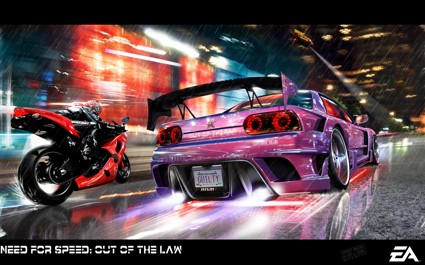 need for speed out of the law