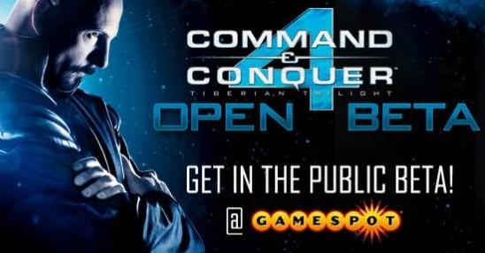 C&C4 open beta