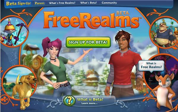 free-realms