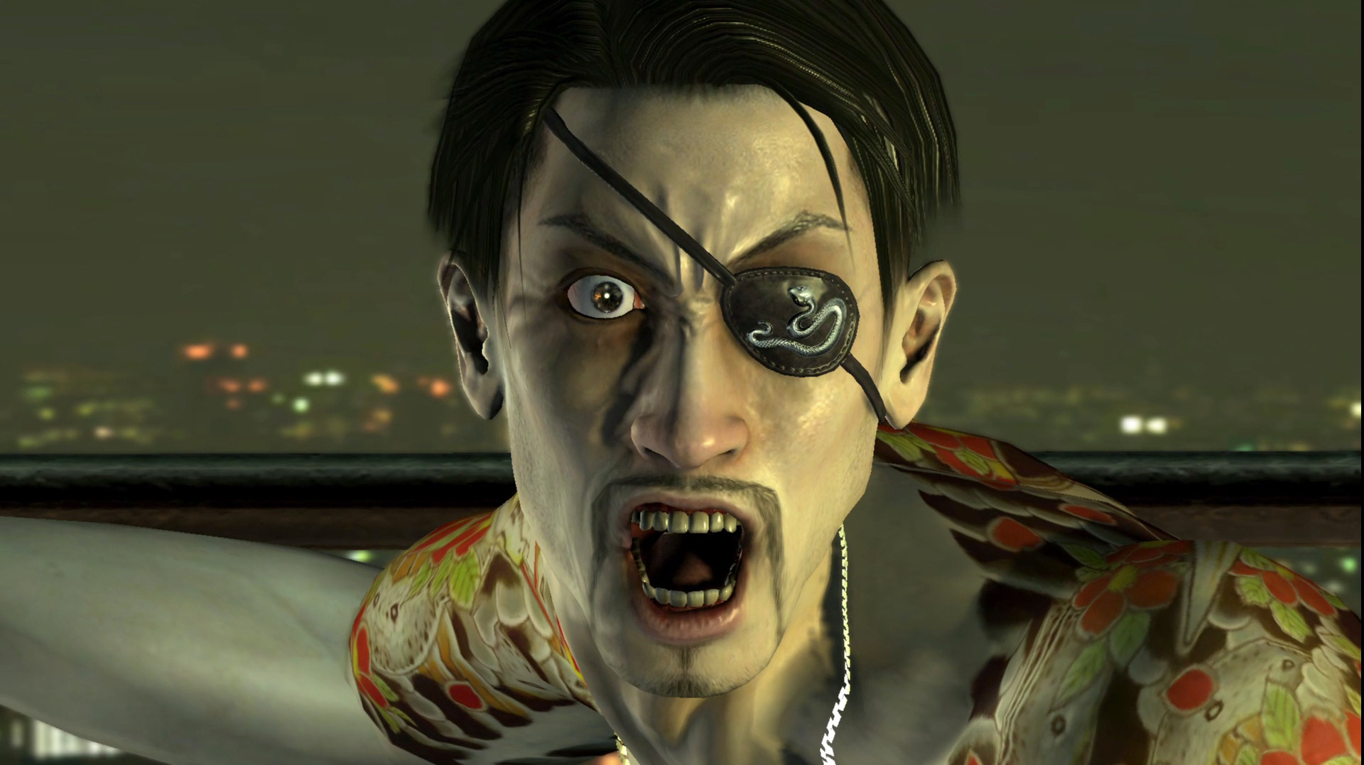 Rumor  Anunciado Yakuza 5Yakuza