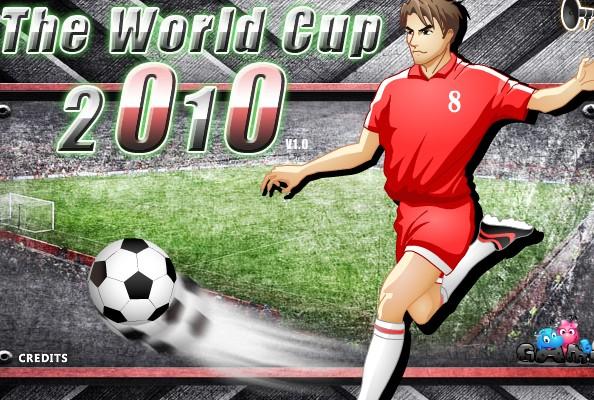 Juego Mundial de fútbol
