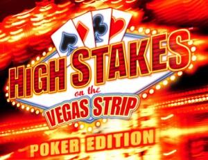 high stakes on the vegas strip