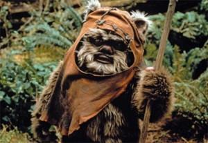star wars el poder de la fuerza ewoks