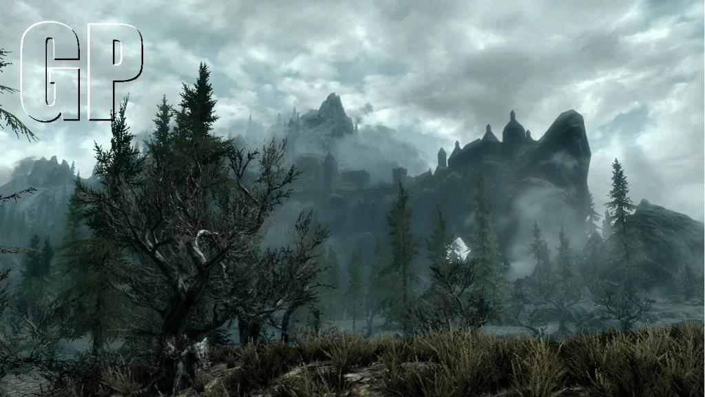 Escenario The Elder Scrolls V Skyrim