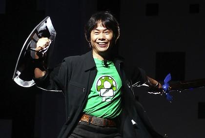 MIyamoto Zelda