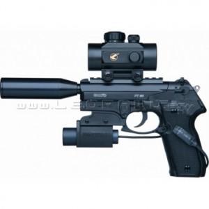pistola gamo pt 80 tactical