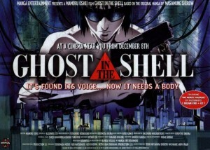 Anime de Ghost in the shell