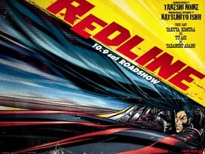 Redline, un anime de acción