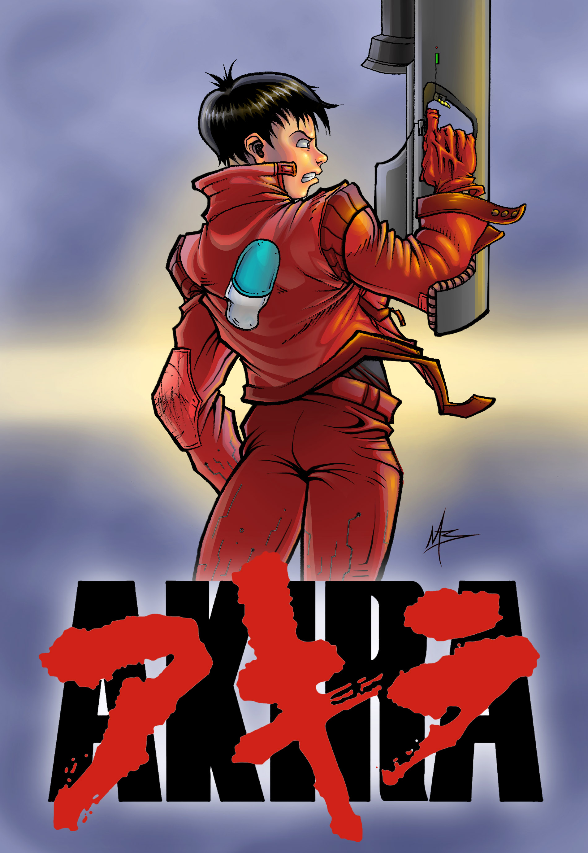 Kaneda de Akira