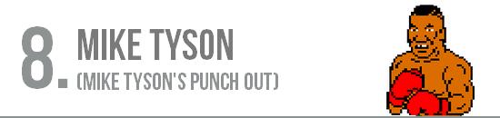 Puesto 8. Mike Tyson