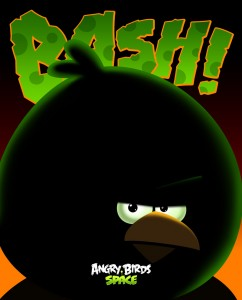 Angry Birds Space Bash