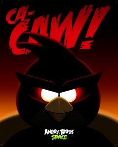 Angry Birds Space Ca-Caw