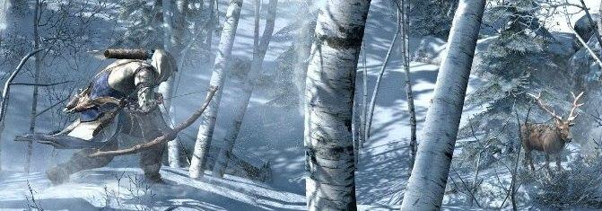 Assasins Creed 3 cazando