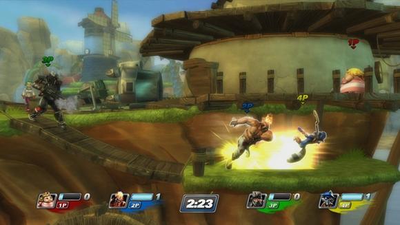 playstation all-stars battle royale 4