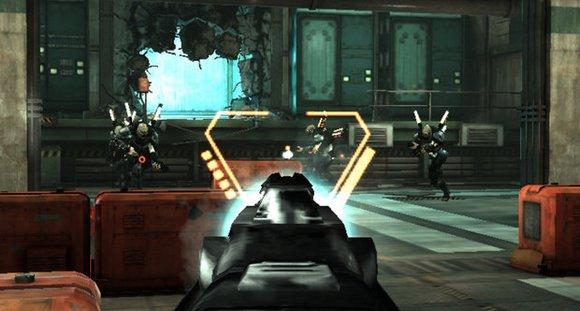 Resistance Burning Skies gameplay