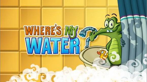¿Donde está mi agua?
