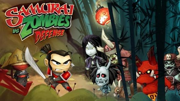 samurai vs zombies