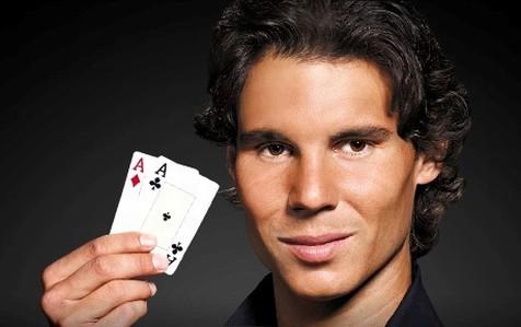 Banner Rafa Nadal PokerStars