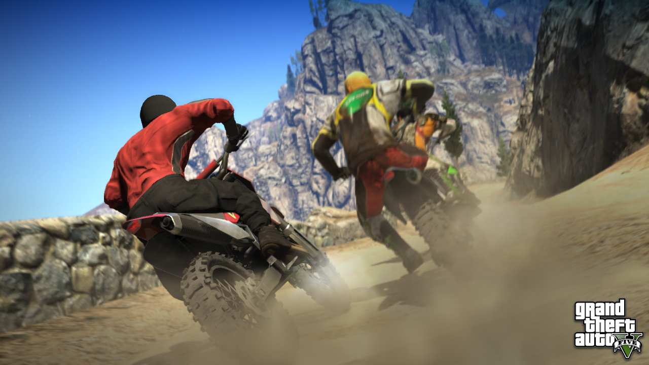 Los gráficos de GTA V prometen una gran calidad visual