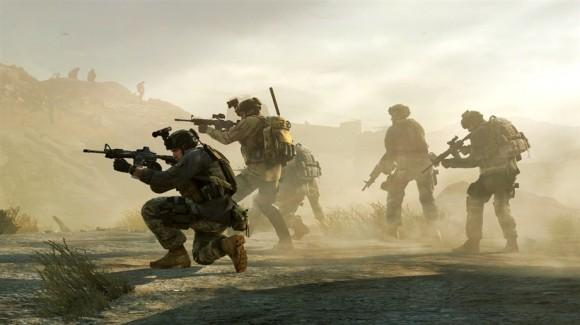 El modo multijugador de Warfighter suma a la experiencia de juego