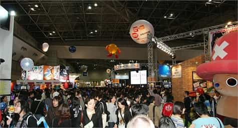 Tokio International Anime Fair(1)