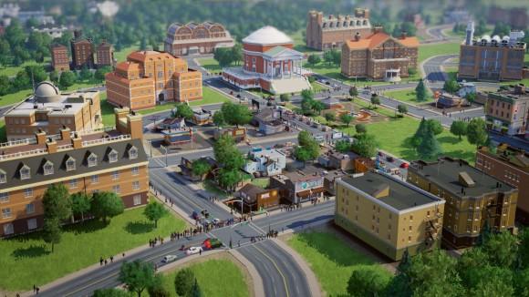 las impactantes ciudades del nuevo simcity