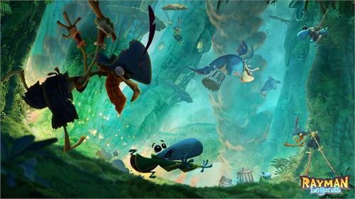 Rayman Legends 2(2)